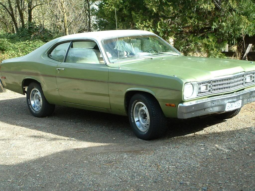 1973 Plymouth Duster Information And Photos Momentcar
