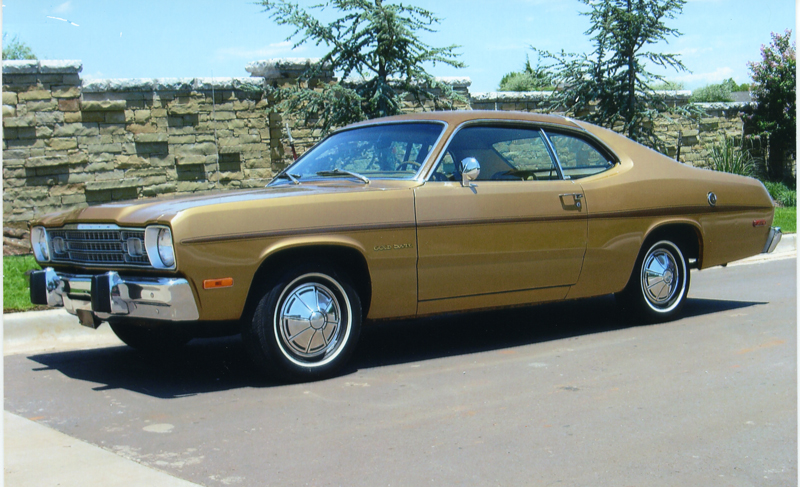 1974 Plymouth Duster Information And Photos Momentcar