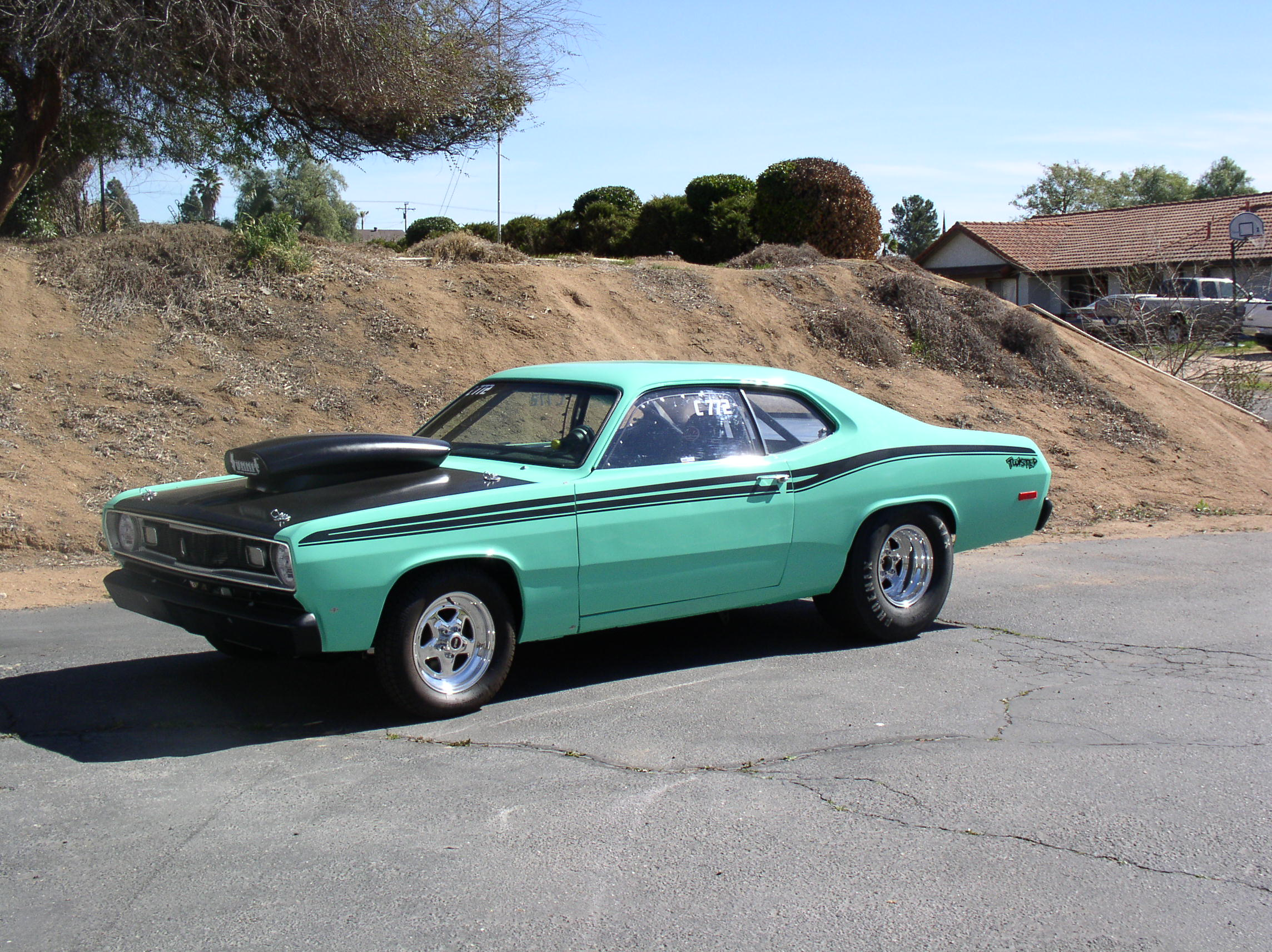 plymouth duster 1975 7