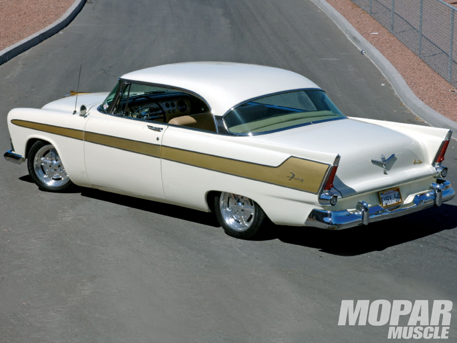 1956 Plymouth Fury Information And Photos Momentcar