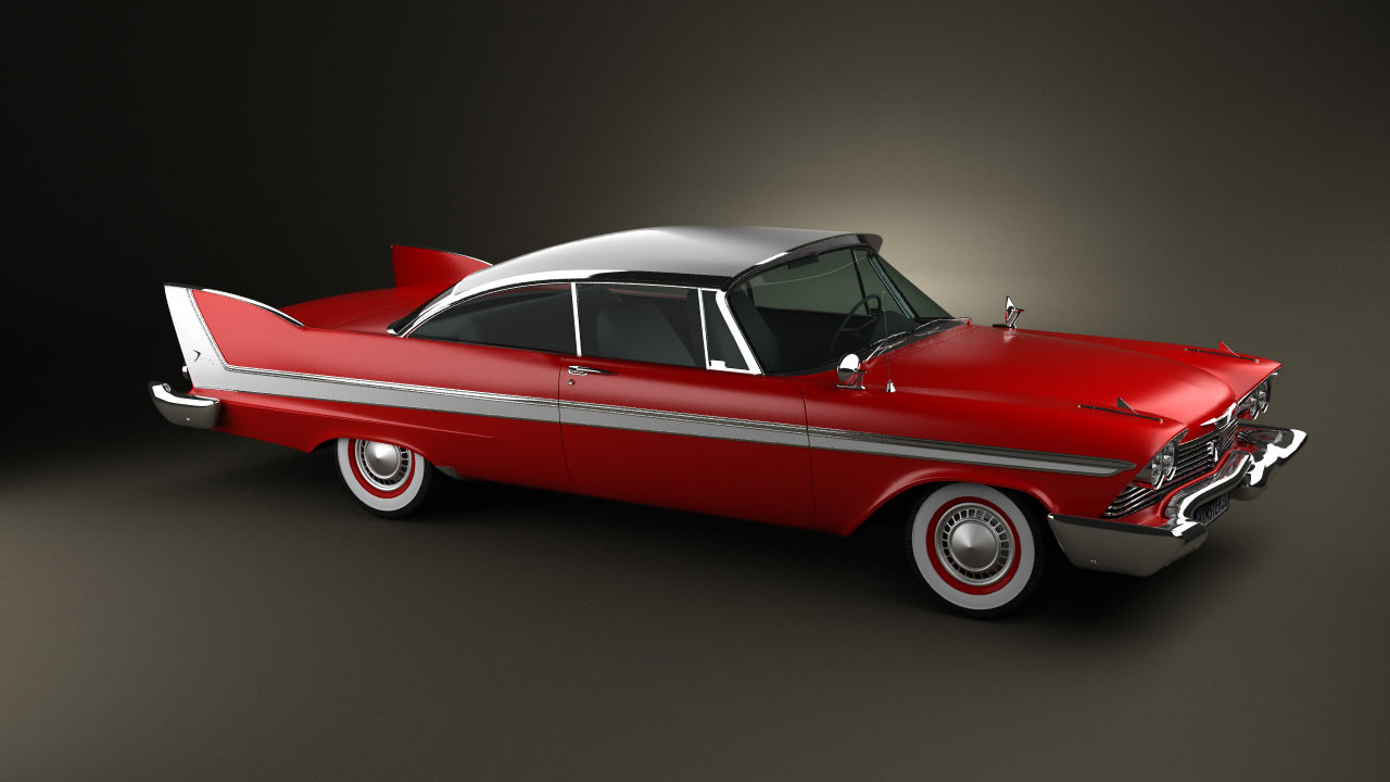 1958 Plymouth Fury - Information and photos - MOMENTcar