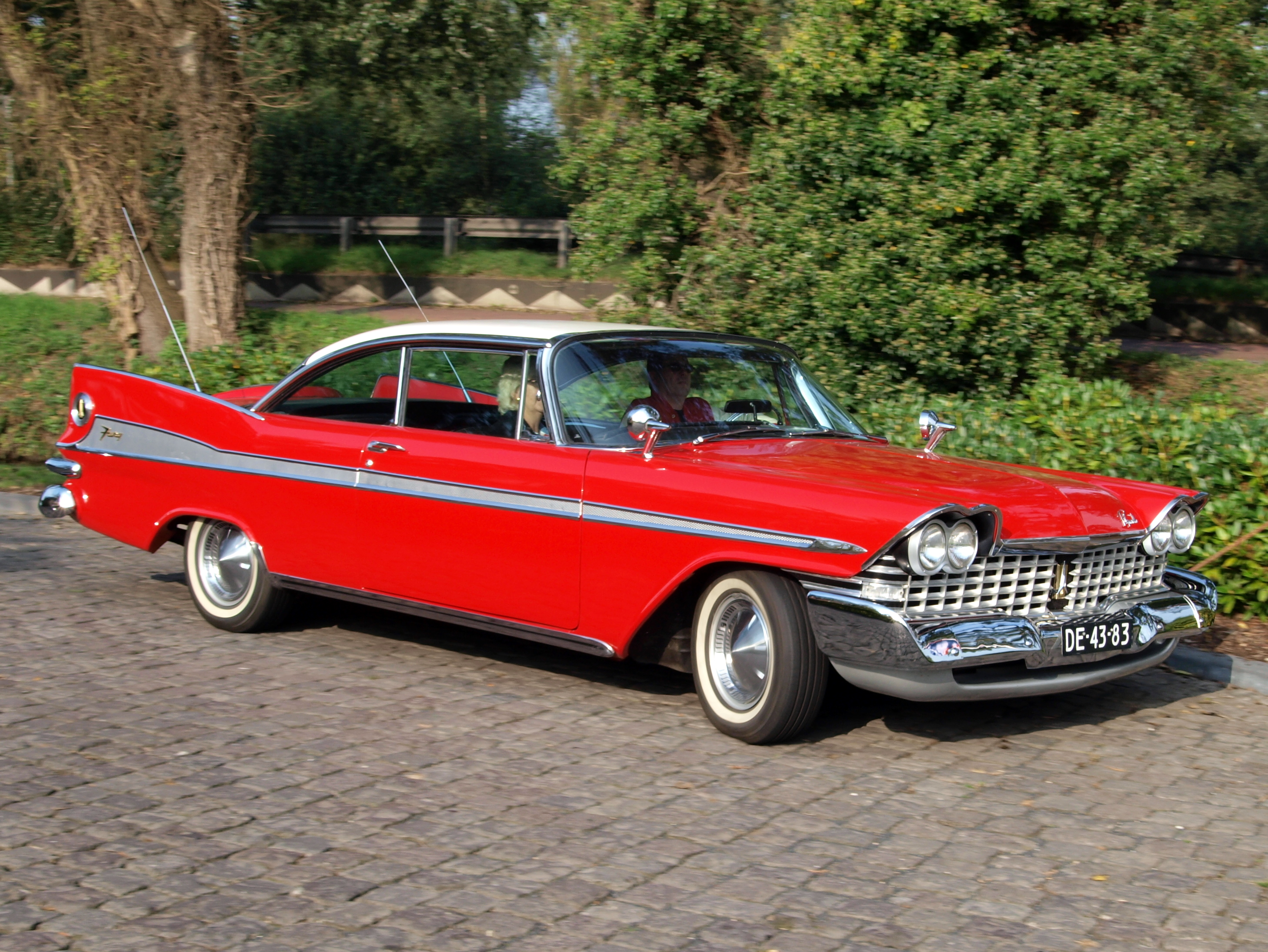 1958 Plymouth Fury Information And Photos Momentcar