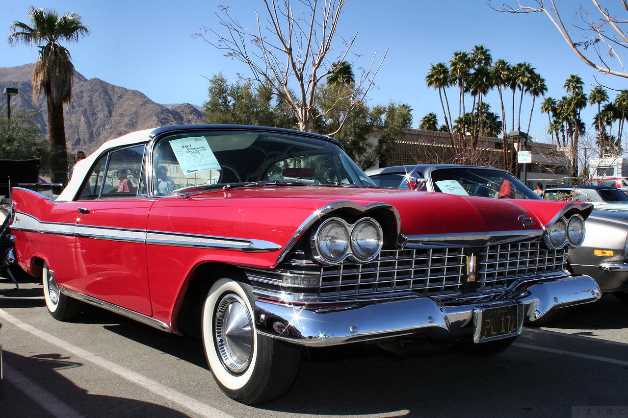 1959 Plymouth Fury Information And Photos Momentcar