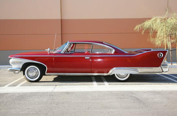 1960 plymouth fury information and photos momentcar