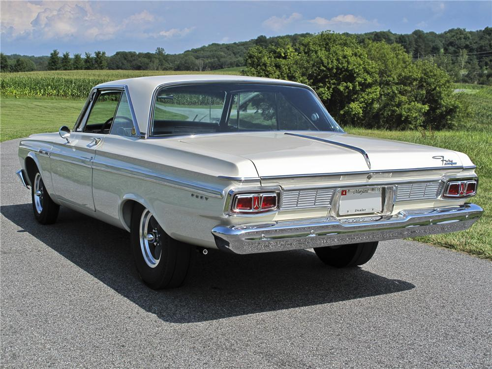 1964 Ford Fury Bing Images