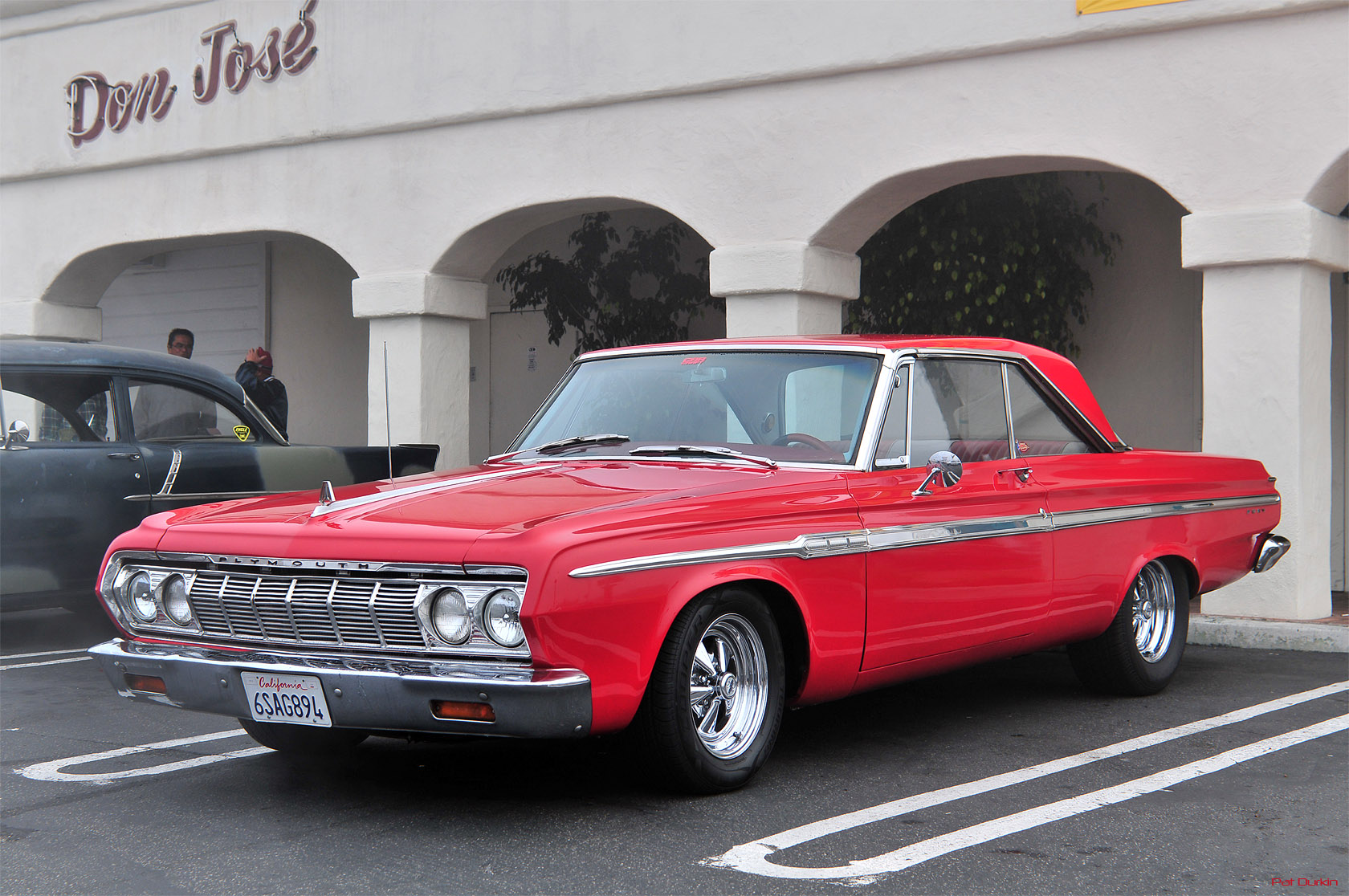 1964 Plymouth Fury Information And Photos Momentcar