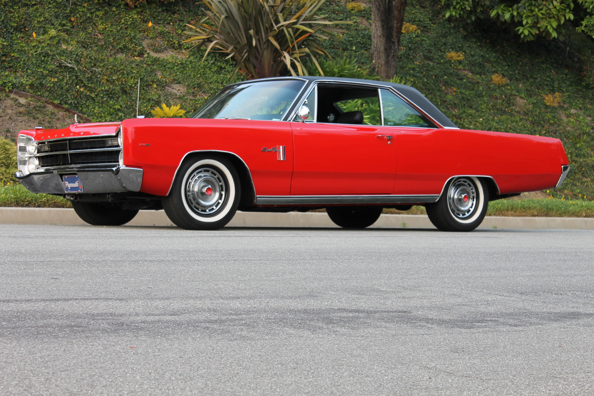 1967 Plymouth Fury Information And Photos Momentcar