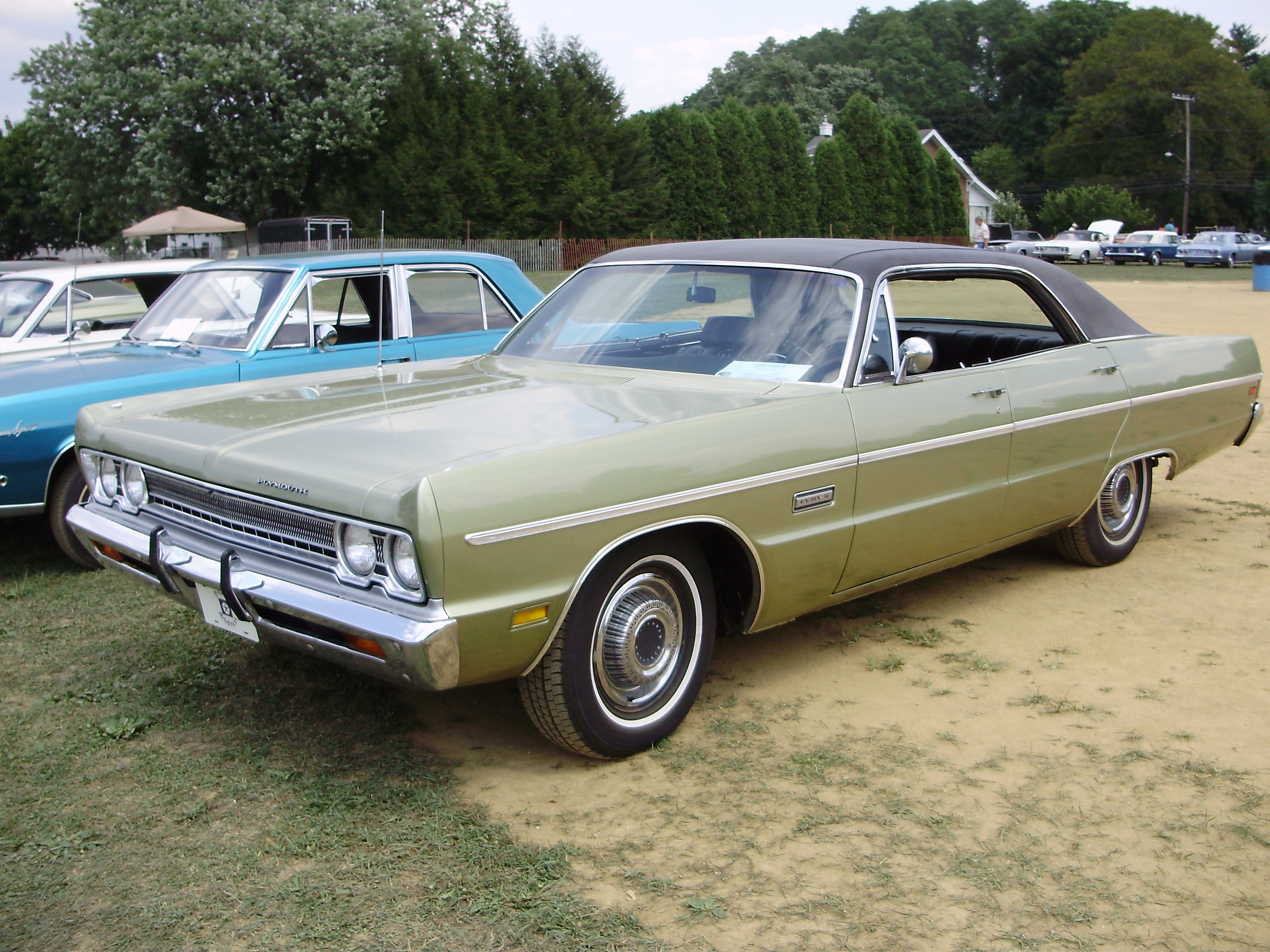 1969 Plymouth Fury Information And Photos Momentcar