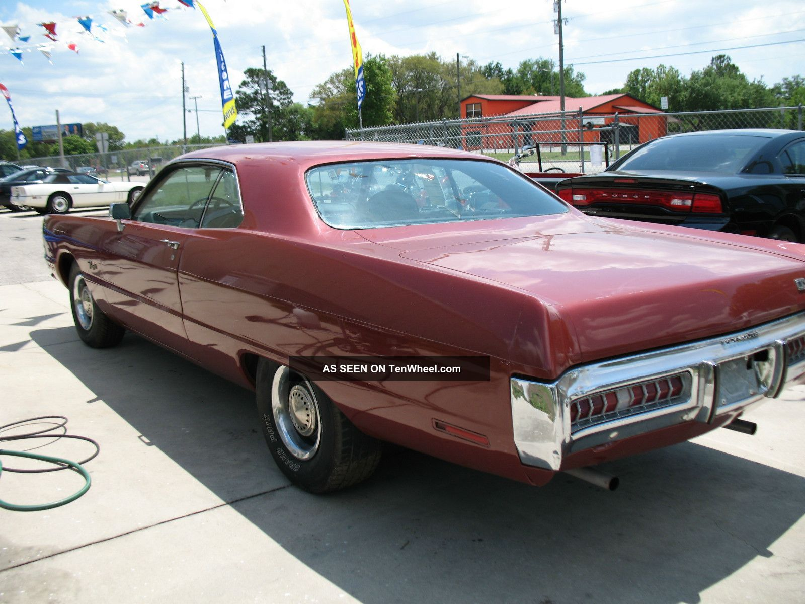 Plymouth Fury 1971 #11