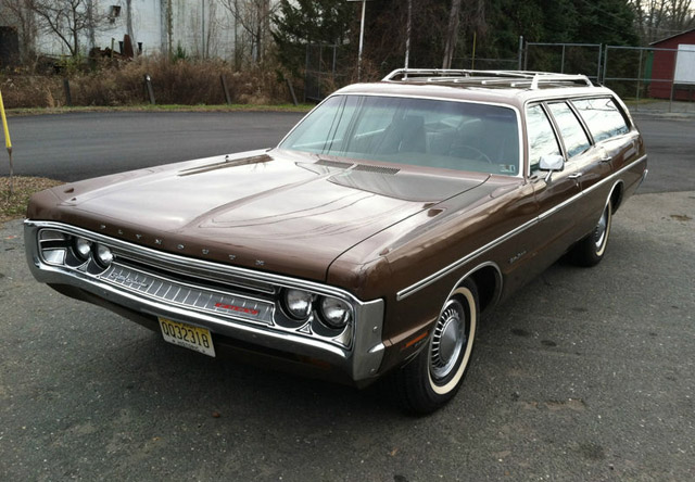 1971 Plymouth Fury Information And Photos Momentcar
