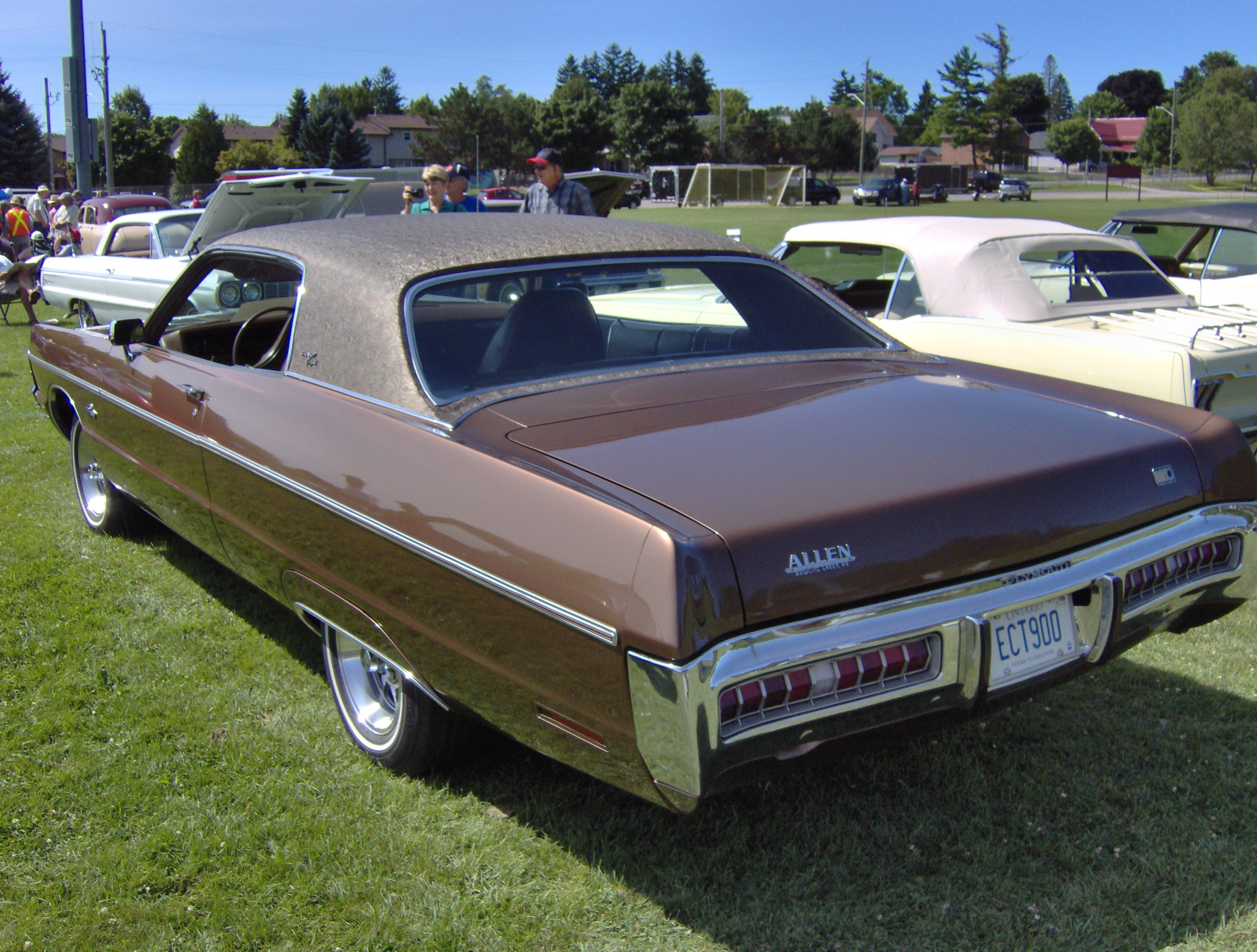 Plymouth Fury 1971 #7