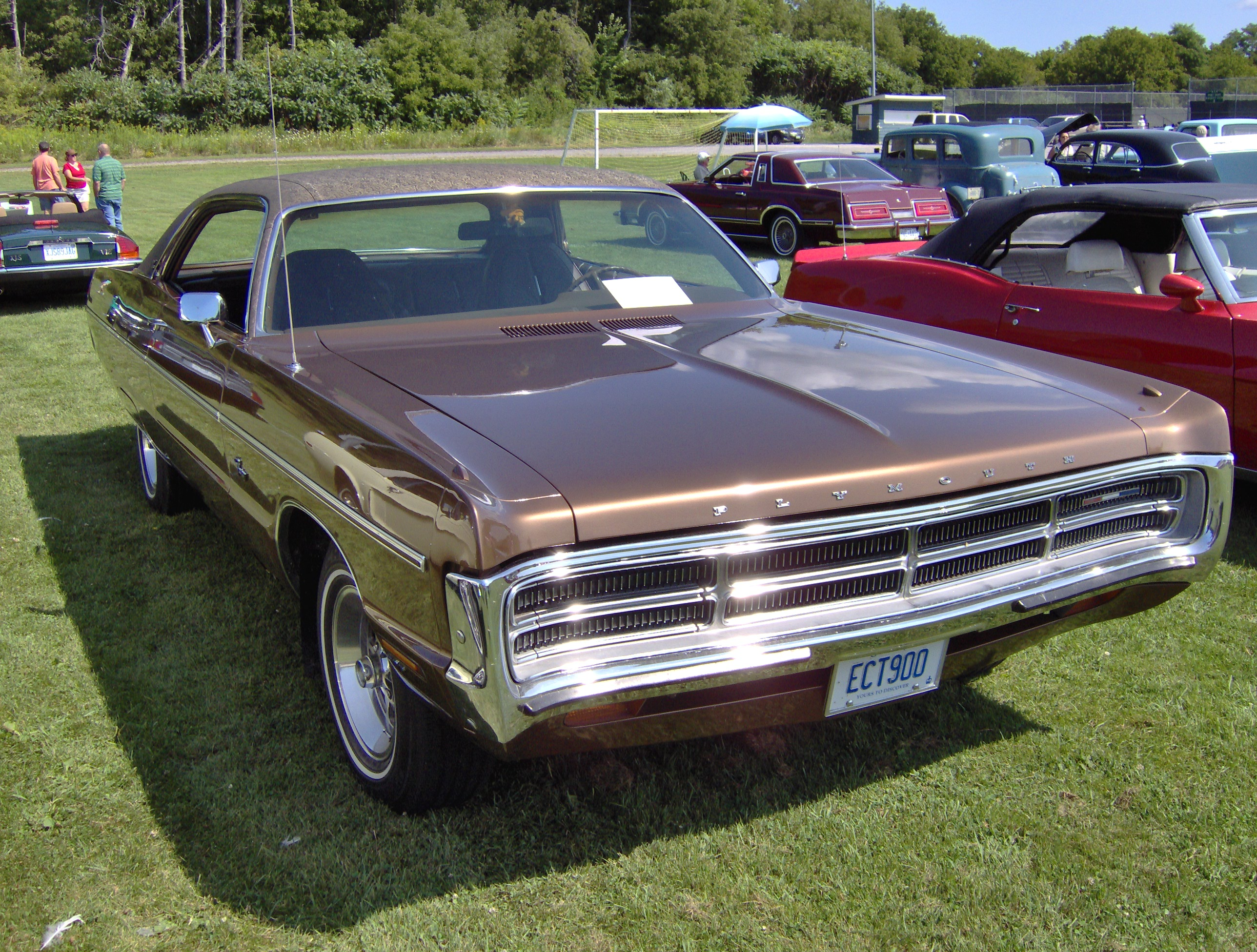 1971 plymouth fury information and photos momentcar - 1970 plymouth fury gran coupe ...