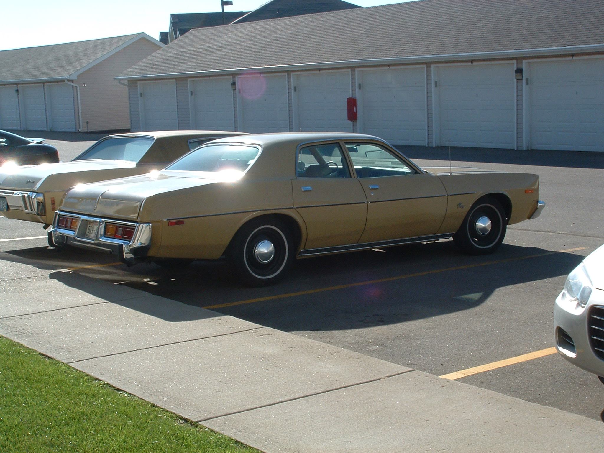 1978 Plymouth Fury Information And Photos Momentcar