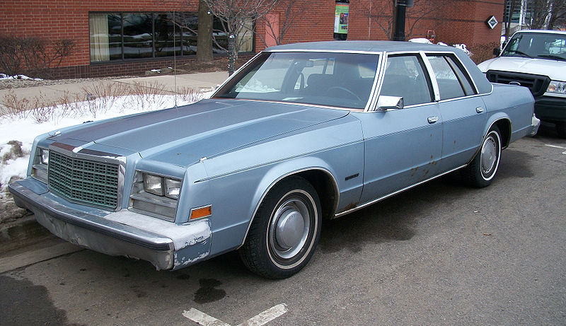 1980 Plymouth Gran Fury Information And Photos Momentcar