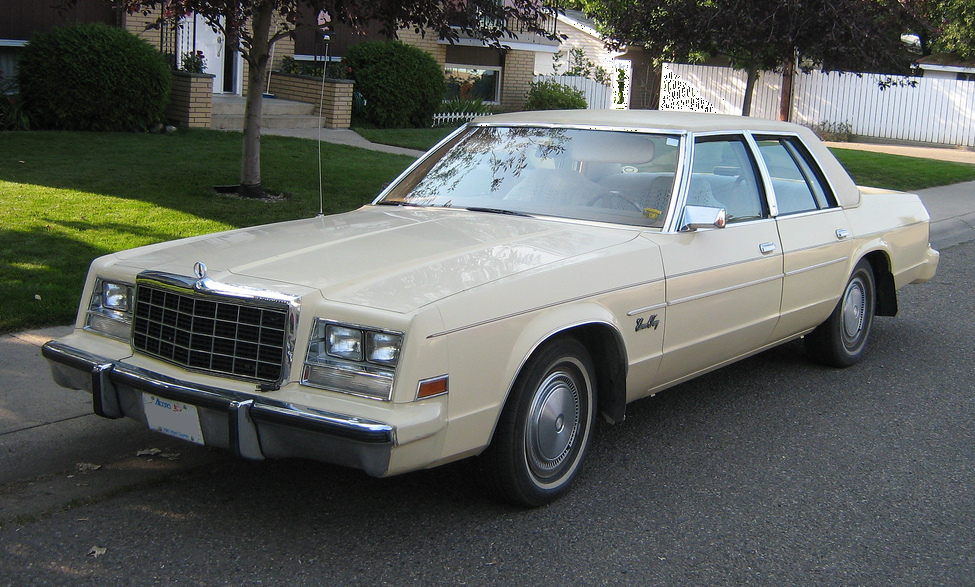 Plymouth Gran Fury 1984 #5