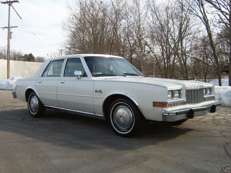 Plymouth Gran Fury 1984 #6