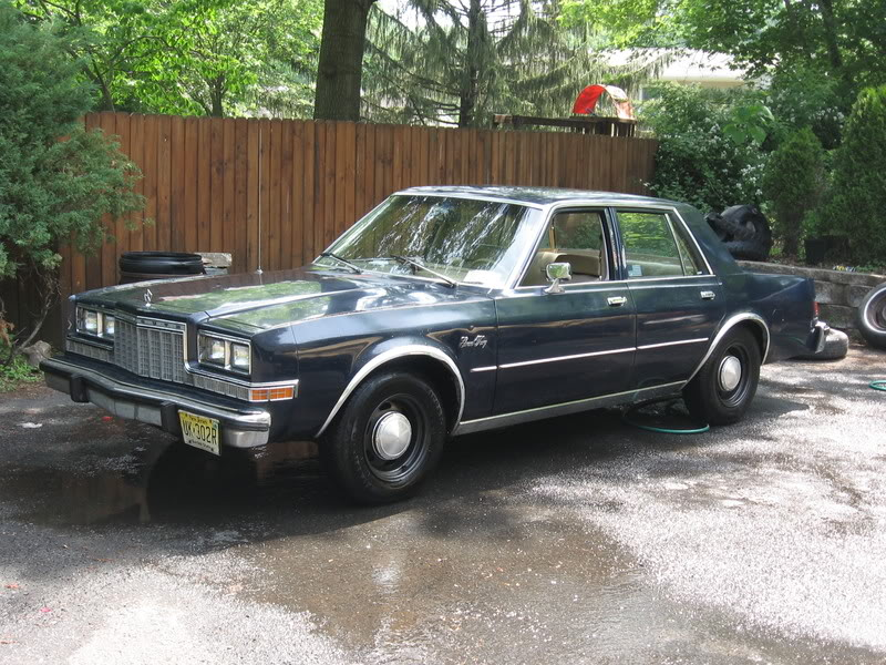 Plymouth Gran Fury 1987 #3