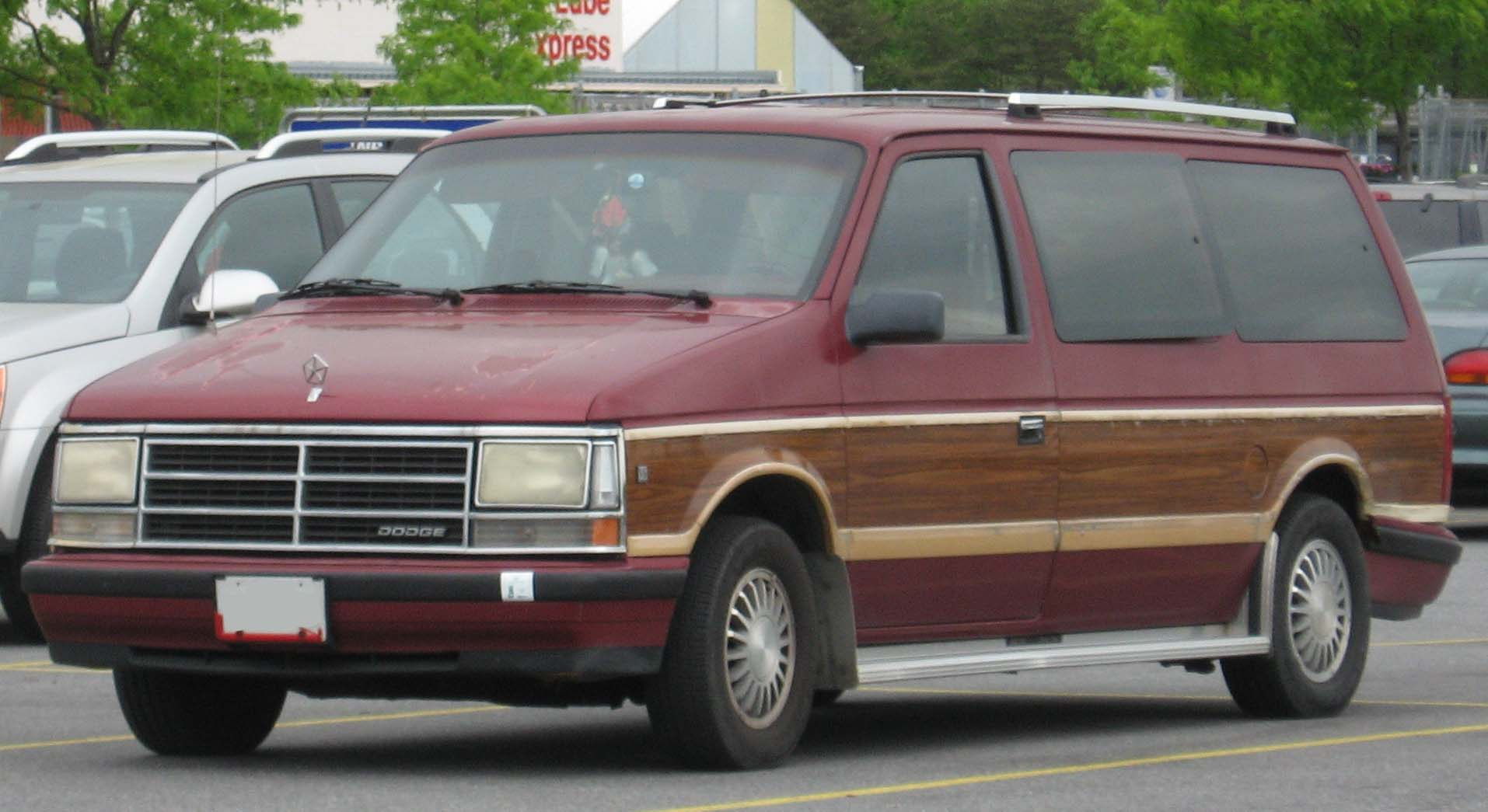 Plymouth Grand Voyager on 1996 Dodge Caravan Msrp