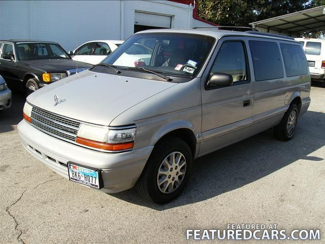 Plymouth Grand Voyager 1995 #2
