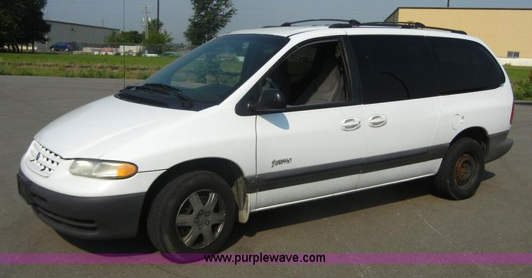 Plymouth Grand Voyager 1999 #10