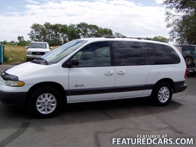 Plymouth Grand Voyager 1999 #4