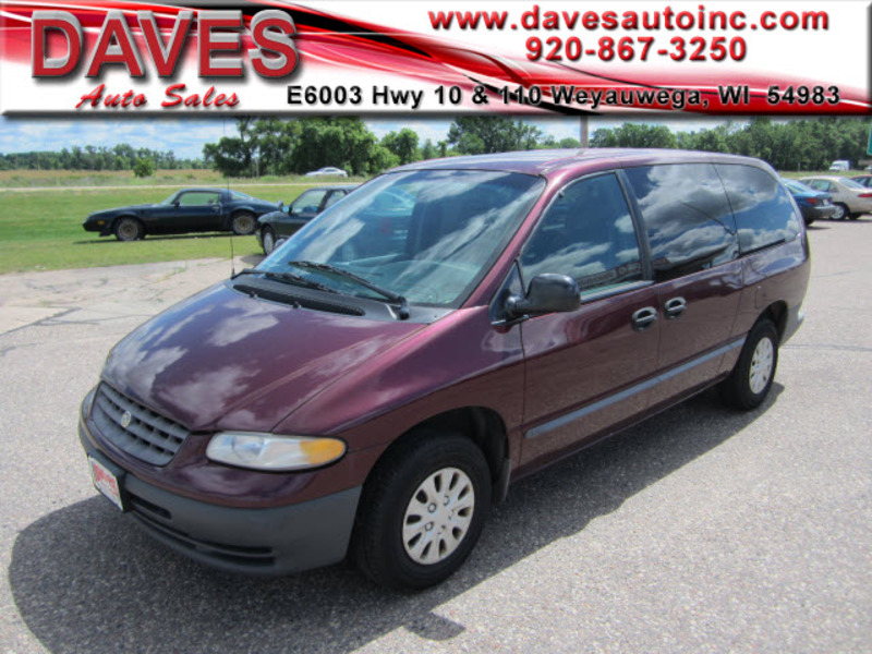 Plymouth Grand Voyager 2000 #14