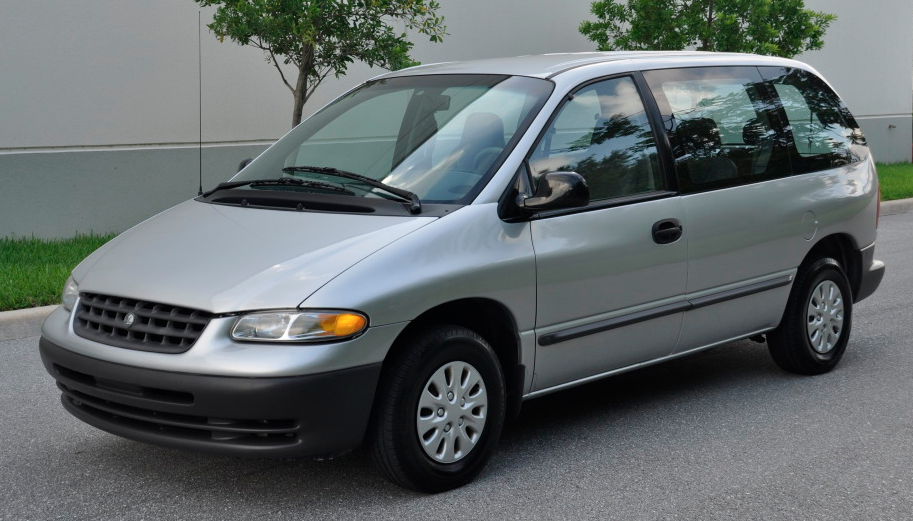 Plymouth Grand Voyager 2000 #4