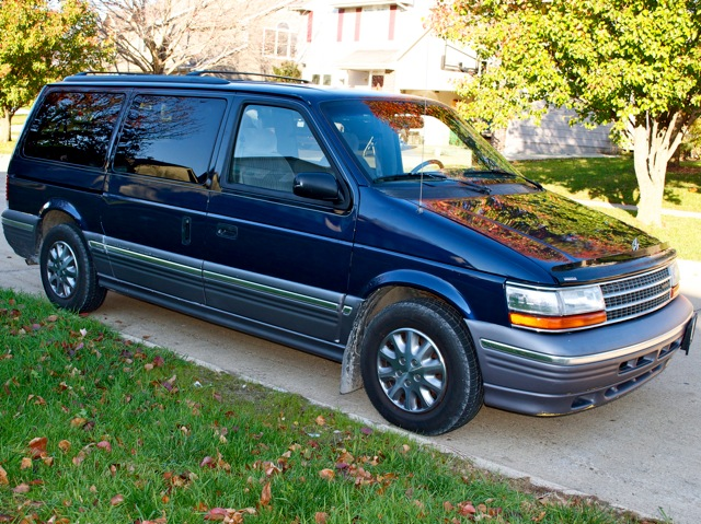 Plymouth Grand Voyager LE #13