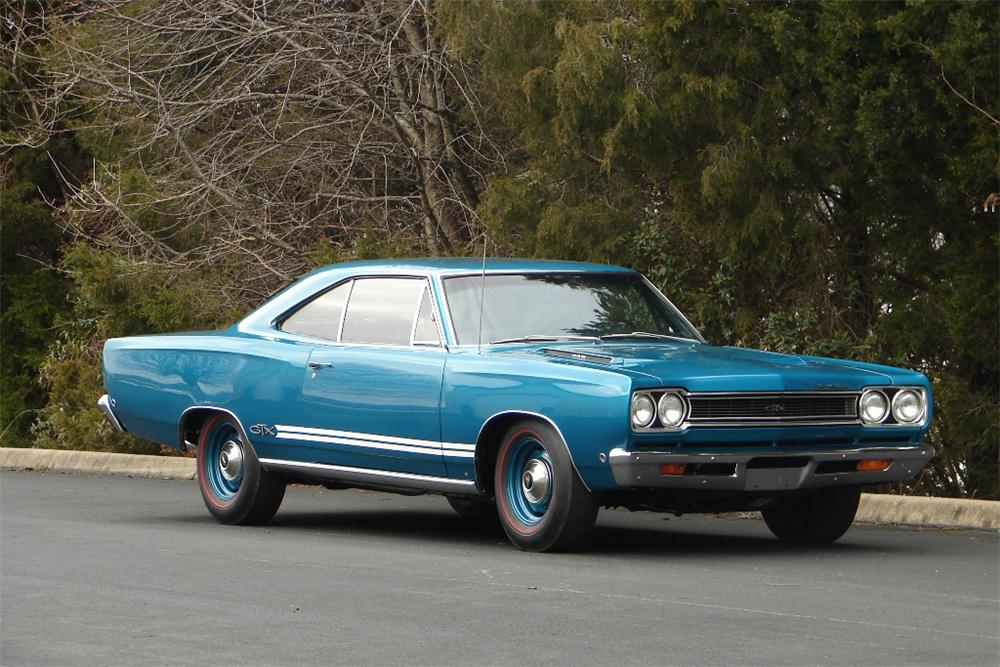 1968 Plymouth GTX - Information and photos - MOMENTcar