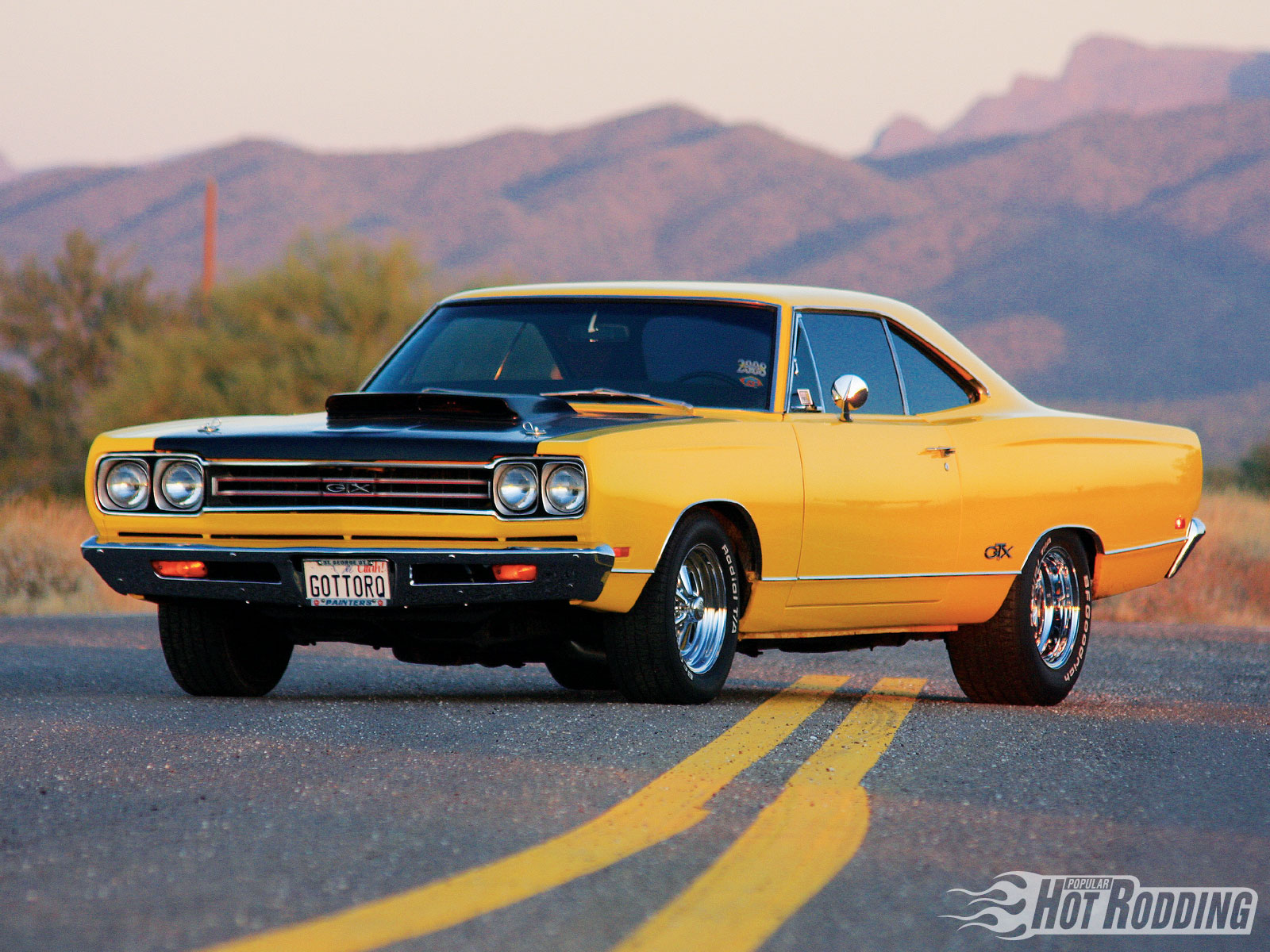 plymouth gtx - information and photos