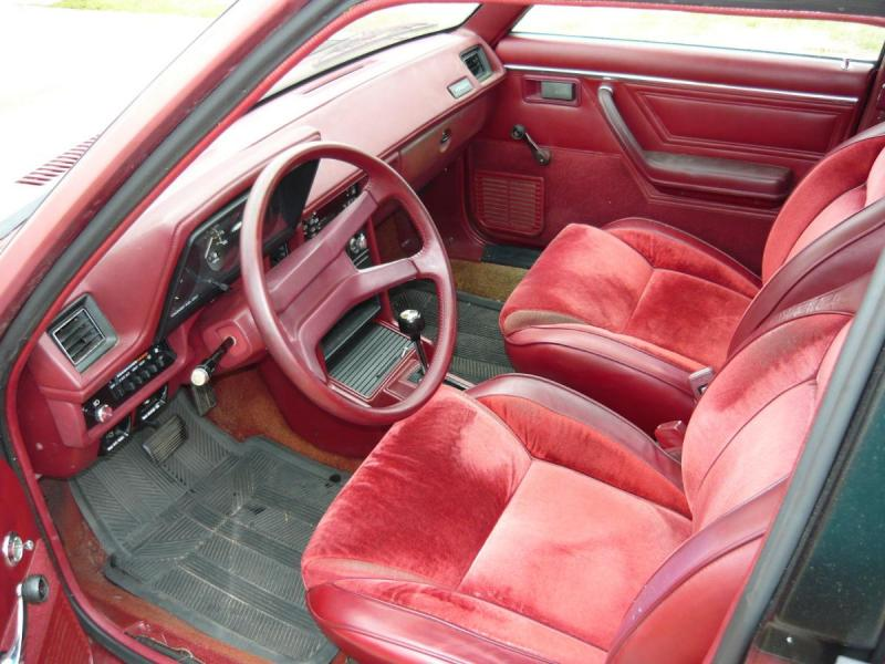 Plymouth Horizon 1988 #2