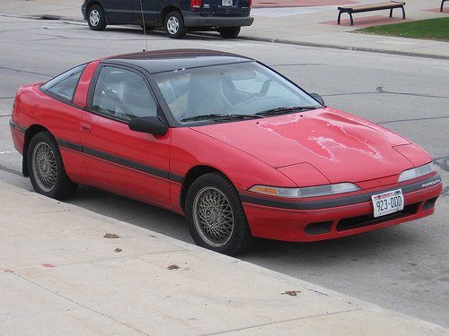 1991 Plymouth Laser Information And Photos Momentcar