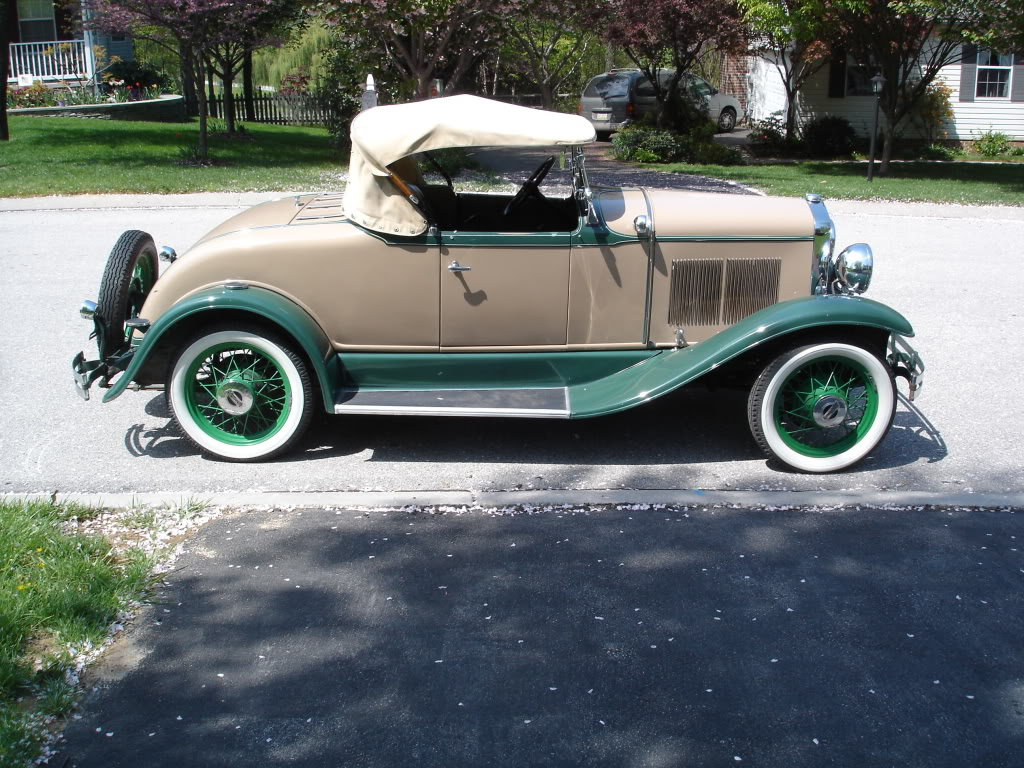 Plymouth Model 30U 1930 #1