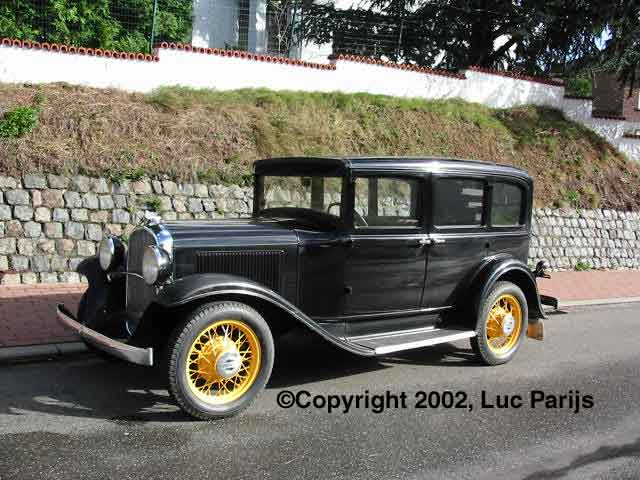 1932 plymouth model pa information and photos momentcar for 1932 oldsmobile 4 door
