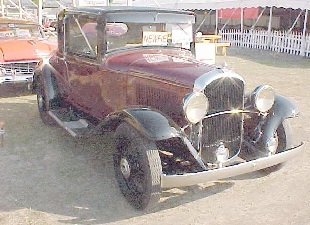 1932 Plymouth Model PA - Information and photos - MOMENTcar