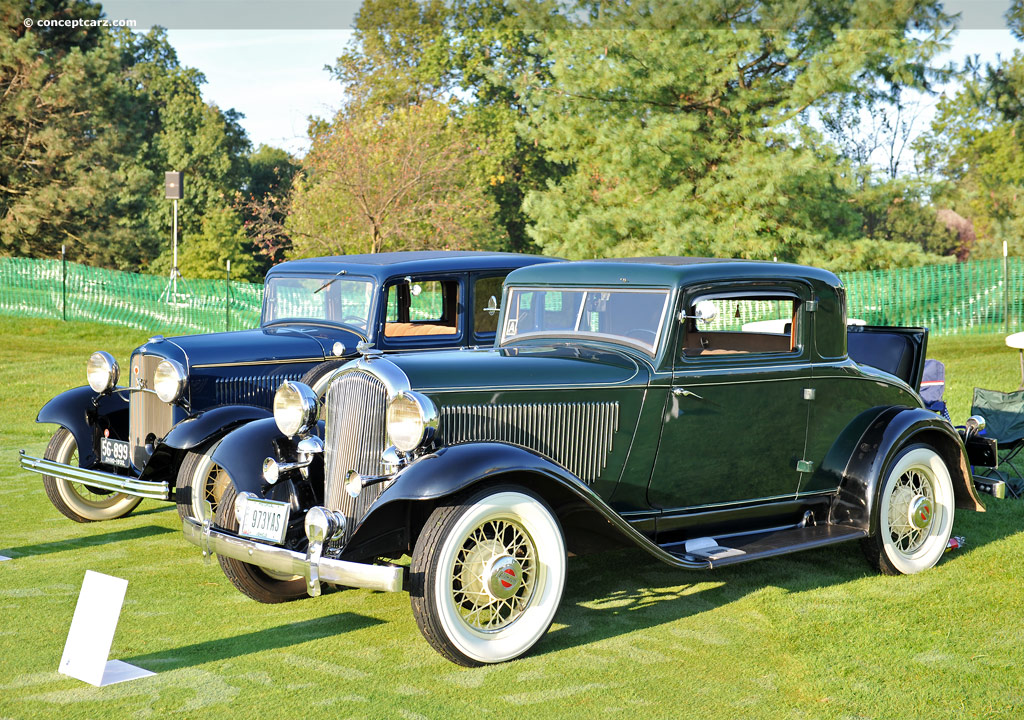 1932 Plymouth Model Pb Information And Photos Momentcar