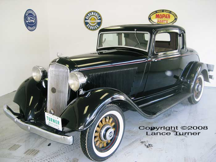 1933 Plymouth Model Pd Information And Photos Momentcar