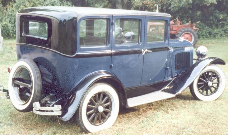 1929 plymouth model q information and photos momentcar for 1929 dodge 4 door