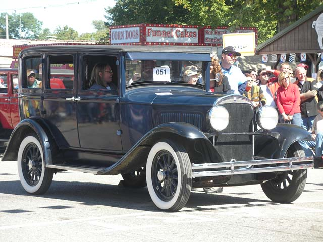 1929 Plymouth Model U Information And Photos Momentcar