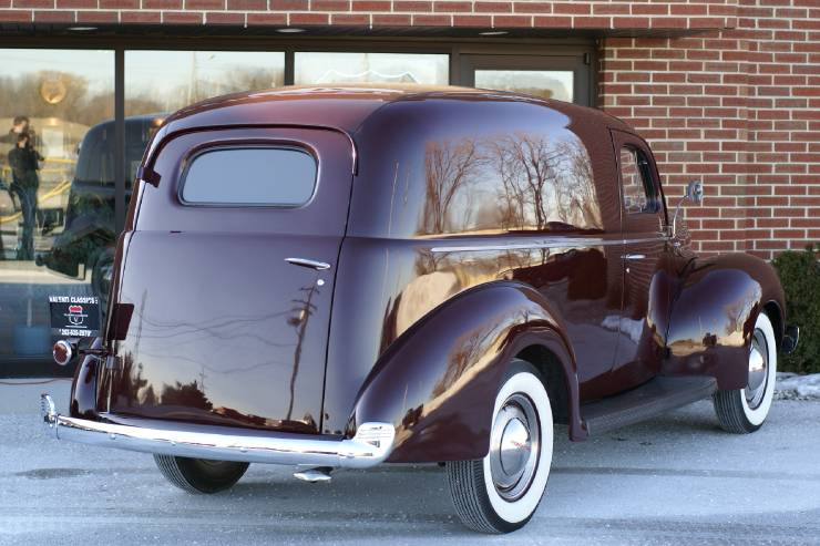 1939 Plymouth Panel Delivery