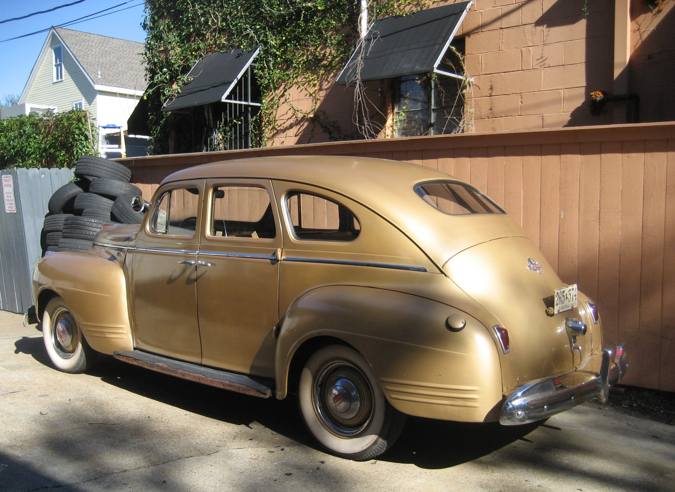 1941 Plymouth Panel Delivery Information And Photos