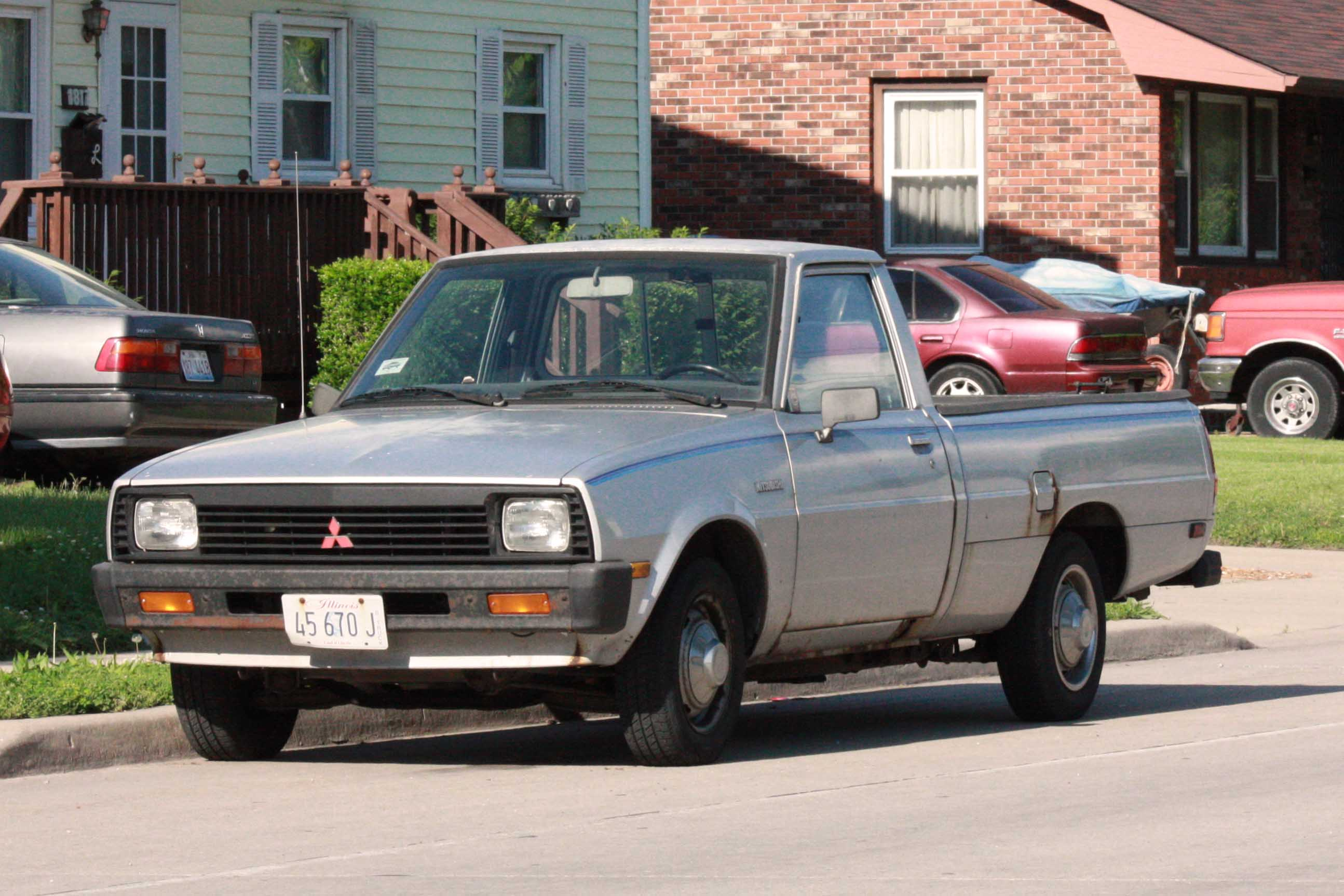 1982 Plymouth Pickup Information And Photos Momentcar Dodge Rampage Wiring Diagram 5