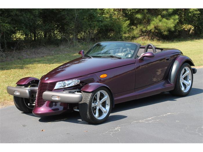 1999 Plymouth Prowler Information And Photos Momentcar