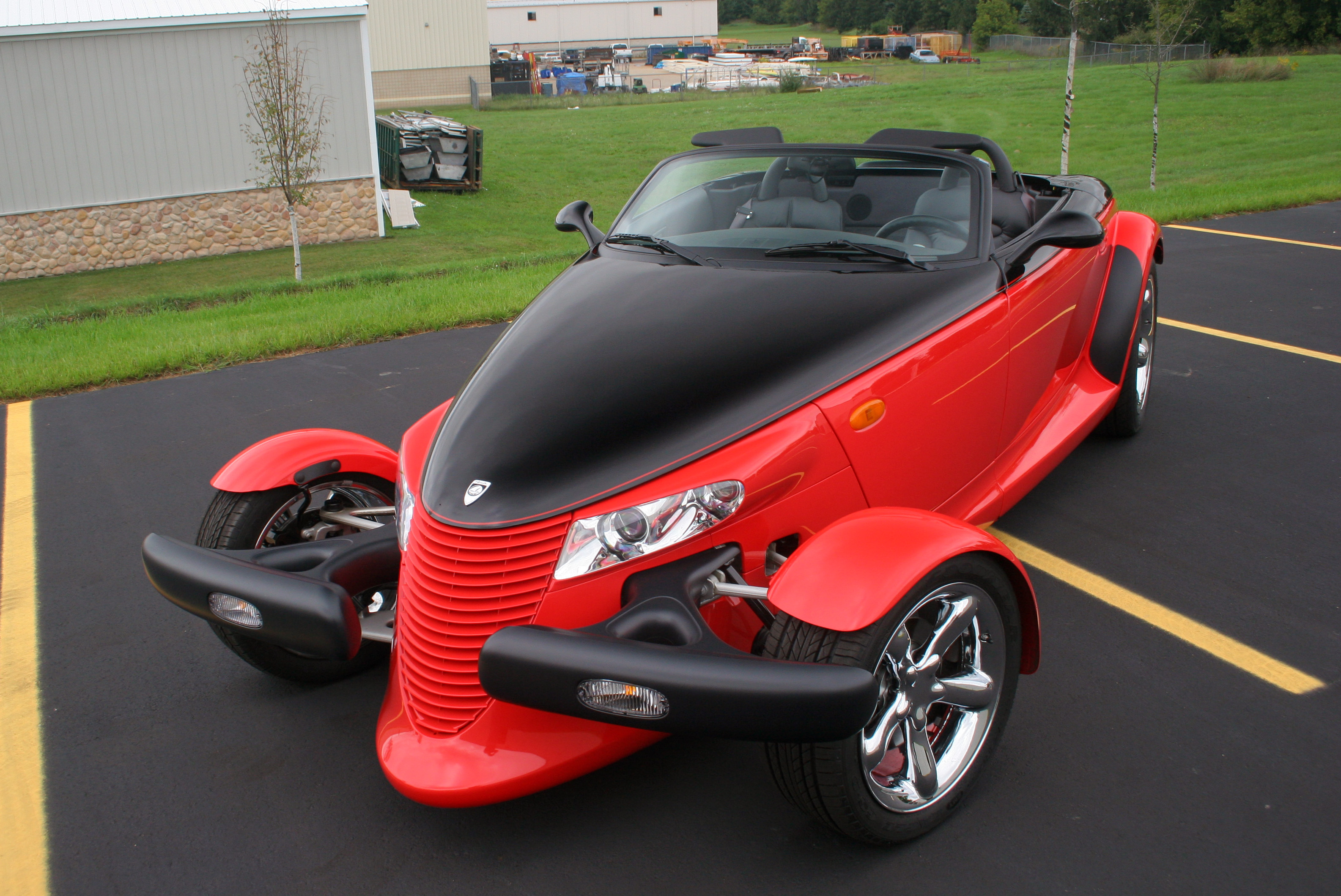 Plymouth Prowler 2000 #12