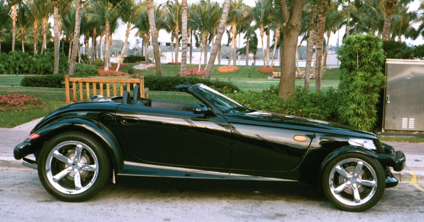 Plymouth Prowler 2000 #13
