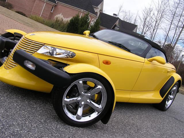 Plymouth Prowler 2000 #15