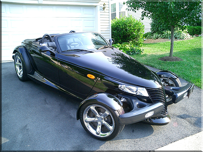 Plymouth Prowler 2000 #4