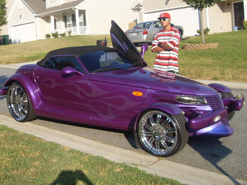 Plymouth Prowler 2000 #5