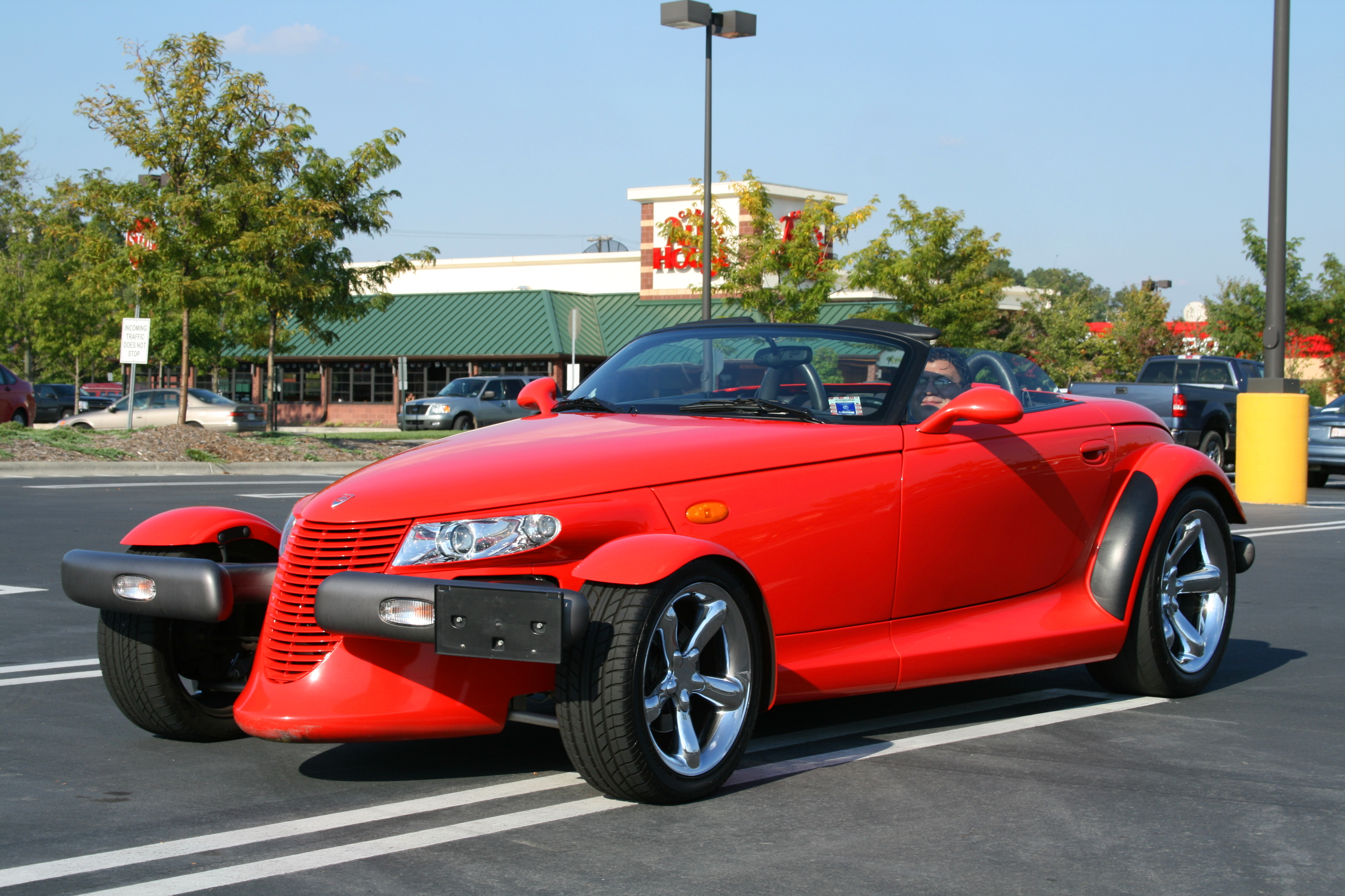 Plymouth Prowler 2000 #7