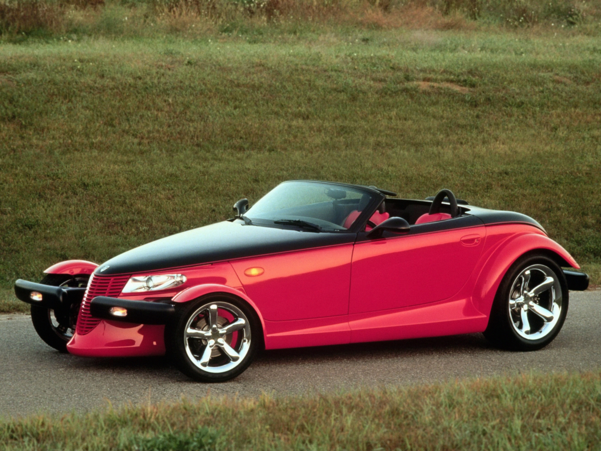 Plymouth Prowler 2000 #10